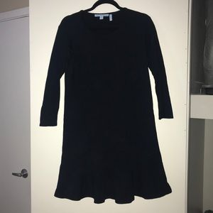 Draper James solid ponte dress